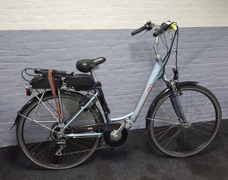 Cortina  electriche fiets, lage instap